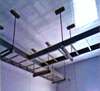 Cable Tray for BTS Shelters