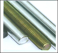GI Threaded Rod and Fastener